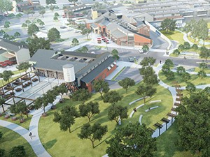 The Orchards Rendering