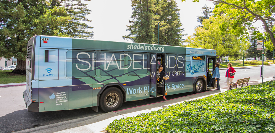 Shadelands Route 7 Bus